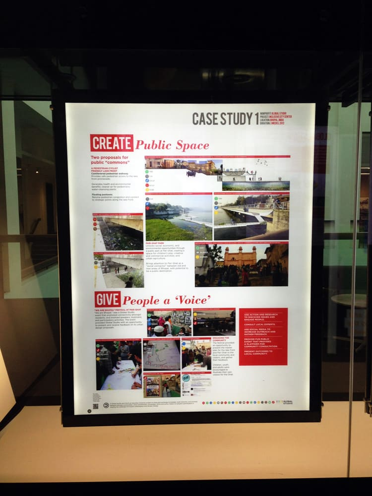 Illuminated Fabric frame of real estate for sale